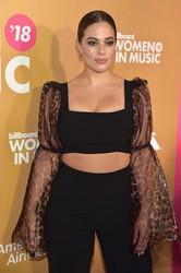 Ashley Graham - Billboard's 13th Annual Women In Music Event in NYC 12/6/18