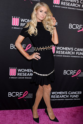 Paris Hilton - The Women's Cancer Research Fund's An Unforgettable Evening Benefit Gala in Beverly Hills 2/28/19
