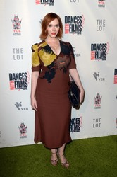 "Christina Hendricks -               ""Antiquities"" Premiere LA June 16th 2018 f83a29897878804"