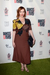 "Christina Hendricks -               ""Antiquities"" Premiere LA June 16th 2018 c0f96f897878664"