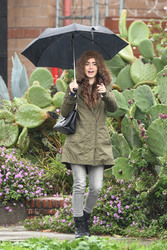 Lily Collins - Out in LA 1/31/19