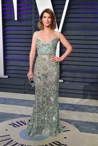 Cobie Smulders - 2019 Vanity Fair Oscar Party 2/24/19