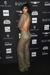 Jackie Cruz - Harper's Bazaar Icons Party in NYC 9/7/18