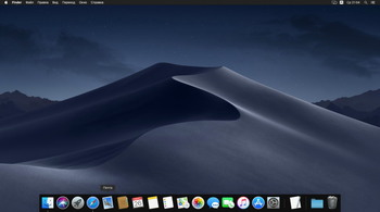 Hackintosh 10.14 Mojave (2018) MULTi/RUS/ENG