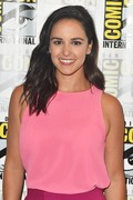 Melissa Fumero -                     ''Brooklyn Nine-Nine'' Press Line San Diego Comic-Con July 19th 2018.
