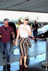 Katy Perry - Rio De Janeiro Airport 3/19/18