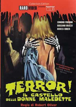Terror! Il castello delle donne maledette (1974) DVD9 Copia 1:1 ITA-ENG-FRE