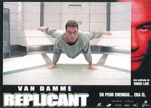 Репликант / Replicant; Жан-Клод Ван Дамм (Jean-Claude Van Damme), 2001 31eccc922639994