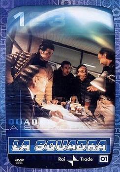 La Squadra - Stagione 1 [Completa] (2000) 26XDVD5 Copia 1:1 ITA