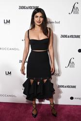 Priyanka Chopra - Daily Front Row's Fashion Media Awards in NYC 9/6/18