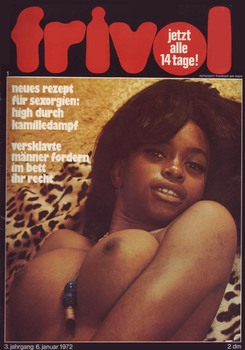 Frivol № 1,2,3 1972 [All Sex] [1972, Германия, JPG]