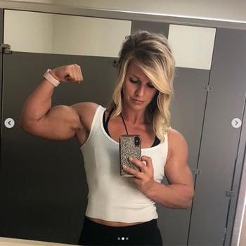 Fitness Biceps Goddess poll updated ranking (6 new athletes)