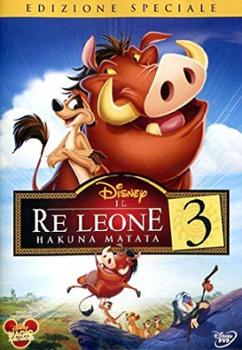 Il re leone 3 - Hakuna Matata (2004) [Edizione Speciale] 1xDVD9+1xDVD5 Copia 1:1 ITA-ENG-ESP-CRO