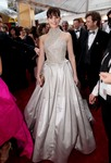 Felicity Jones at the 87th Academy Awards and later the Governors Ball 2/22/2015