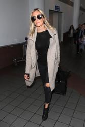 Kristin Cavallari - At LAX Airport 2/28/18