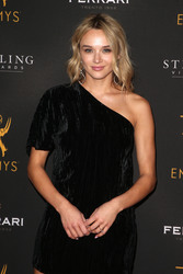 Hunter King - Television Academy's Performers Peer Group Celebration in LA 8/20/18