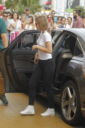 Lily-Rose Depp - Arriving at The 66th San Sebastian Film Festival 9/21/18