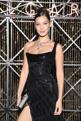 Bella Hadid - Bulgari Accessories Collection Launch in Milan 9/21/18
