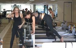 Alessandra Ambrosio - At pilates class in Santa Monica 1/26/18
