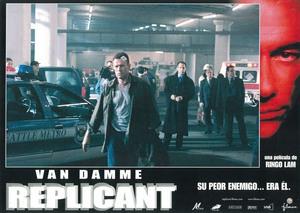 Репликант / Replicant; Жан-Клод Ван Дамм (Jean-Claude Van Damme), 2001 Cf77a0922640104