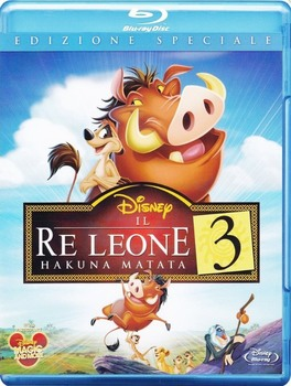 Il re leone 3 - Hakuna Matata (2004) Full Blu-Ray 29Gb AVC ITA DTS 5.1 ENG DTS-HD MA 5.1 MULTI