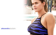Alexandra Daddario : One Hot Wallpaper