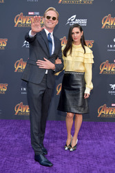 "Jennifer Connelly - Premiere Of Disney And Marvel's ""Avengers: Infinity War"" in LA 4/23/18"