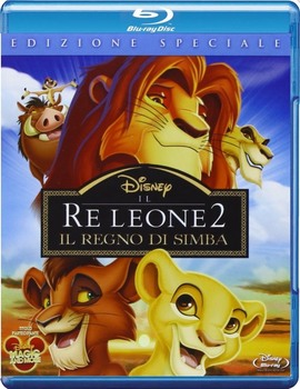Il re leone II - Il regno di Simba (1998) Full Blu-Ray 28Gb AVC ITA GER DTS-HD HR 5.1 ENG DTS-HD MA 5.1