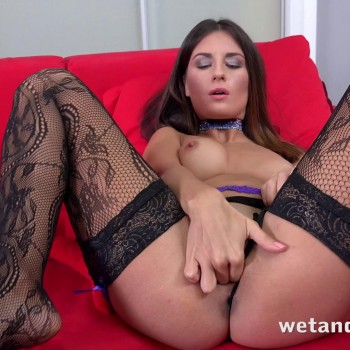 Camilla Moon Stockings And Suspenders (2018) HD 1080p