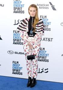 Riley Keough - 34th Film Independent Spirit Awards in Santa Monica 2/23/19