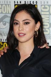 Rosa Salazar - ''Undone'' press line, Comic-Con 2019, San Diego, 7/18/2019