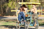 Selena Gomez at Lake Balboa park in Encino 02/02/20189ebfed737644873