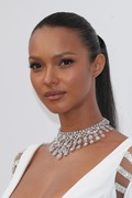Lais Ribeiro - amfaR 25th Cinema Against AIDS Gala in Cannes 5/17/18