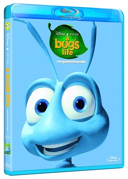 A Bug's Life - Megaminimondo (1998) Full Blu-Ray 41Gb AVC ITA DTS 5.1 ENG DTS-HD MA 5.1 MULTI