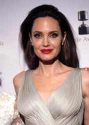 Angelina Jolie - The 45th Annual Annie Awards in LA 2/3/18