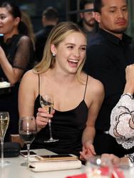 Greer Grammer - Nordstrom Oscar Party in LA 3/4/18