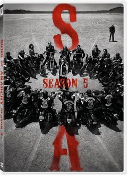 Sons Of Anarchy (2012) Stagione 5 [Completa] 4XDVD9 Copia 1:1 ENG SPA ITA