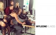 Myleene Klass : Hot Wallpapers x 3