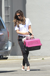 Kate Beckinsale - Out in LA 4/1/19
