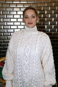 Marion Cotillard -       Jean-Paul Gaultier Haute Couture S/S 2018 Show Paris January 24th 2018.