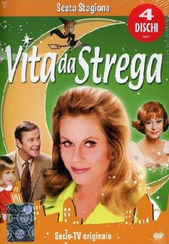 Vita da strega - Stagione 6 (1969-1970) 4xDVD9 Copia 1:1 ITA-ENG-ESP-FRE-GER