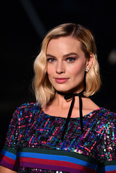 Margot Robbie - Chanel Cruise 2018/2019 Collection in Paris 5/3/18
