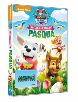 Paw Patrol: Caccia alle Uova di Pasqua (2017) DVD9 COPIA 1:1 ITA MULTI