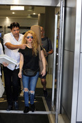 Shakira - Arriving in Miami 3/7/18