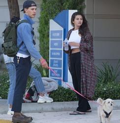 Selena Gomez - Out in LA 7/14/18