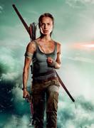 Tomb Raider: Лара Крофт / Tomb Raider (Алисия Викандер, 2018) 710f94758242343