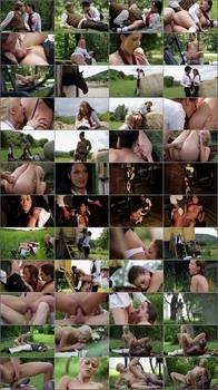 Юные наездницы / Young Horse Riders / Jeunes Cavalieres (2013) DVDRip (с русским переводом)