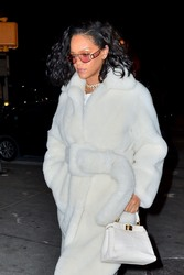 Rihanna - Out in NYC 2/1/19
