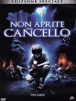 Non aprite quel cancello - Edizione Speciale (1987) DVD9 Copia 1:1 ITA-ENG