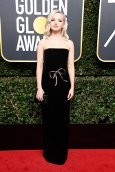 Dove Cameron - 75th Annual Golden Globe Awards in Beverly Hills 1/7/18